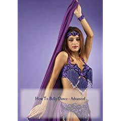 How To Belly Dance - Advanced