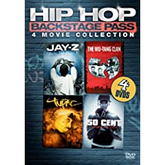 Hip Hop Backstage Pass - 4 Movie Collection