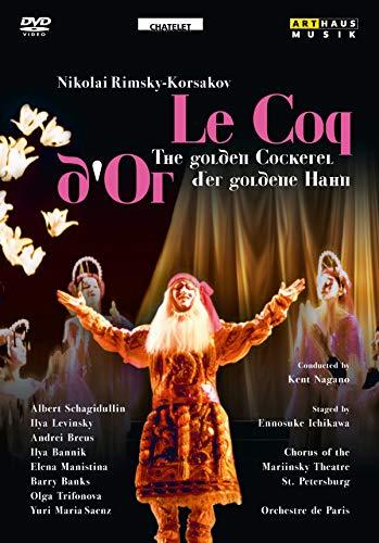 Rimsky-Korsakov: Le Coq D'Or