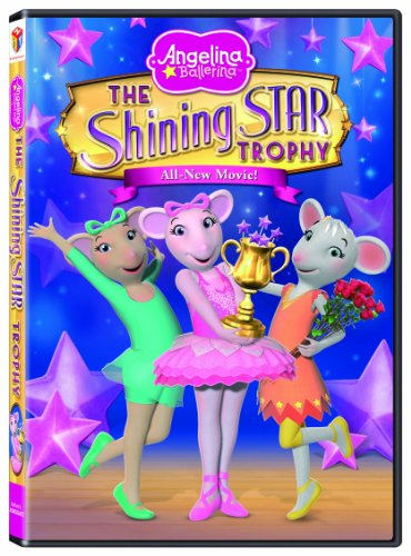 Angelina Ballerina: The Shining Star Trophy - The Movie