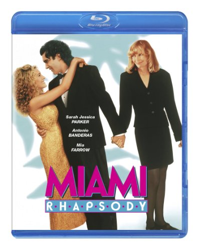 Miami Rhapsody [Blu-ray]