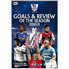 Premier League Soccer Goals of the Season & Season Review 2010/11 2 Disc DVD