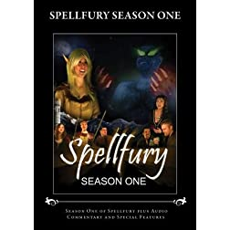 Spellfury Season One
