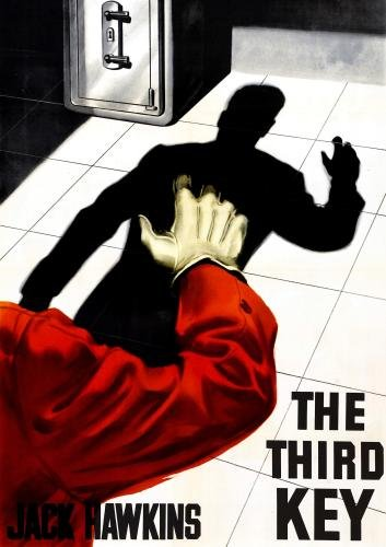 The Third Key (aka The Long Arm) (1957)