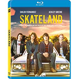 Skateland [Blu-ray]