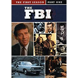 The FBI: Season One, Part 1 (4 Discs)