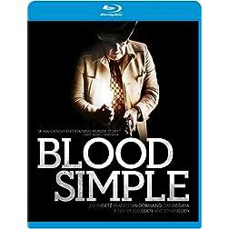 Blood Simple [Blu-ray]