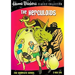Herculoids: The Complete Series