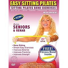 Easy Sitting Pilates & Pilates Band
