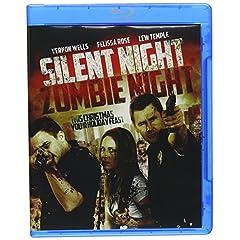 Silent Night Zombie Night [Blu-ray]