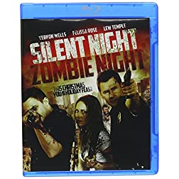Silent Night Zombie Night [Blu-ray]