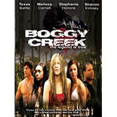 Boggy Creek: Legend Is True [Blu-ray]