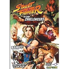 Street Fighter: Challengers / Street Fighter IV