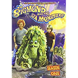 Sigmund & The Sea Monster: Season 1