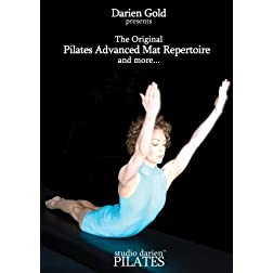 Darien Gold presents The Original Pilates Advanced Mat Repertoire and more