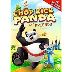 Chop Kick Panda and Friends