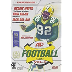 All Pro Sports Football Series 4: Reggie White