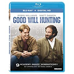 Good Will Hunting [Blu-ray + Digital Copy]
