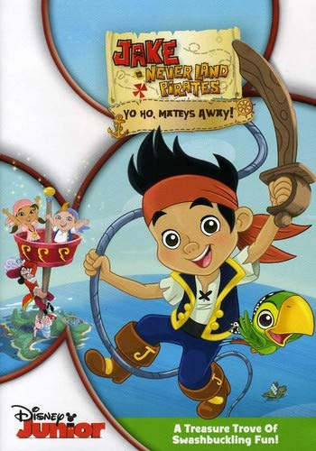 Jake & The Never Land Pirates: Season 1 V.1