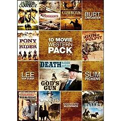 10-Movie Western Pack V.2