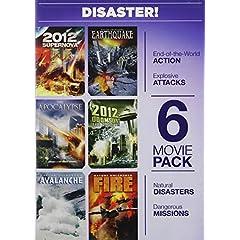 6-Movie Pack: Disaster
