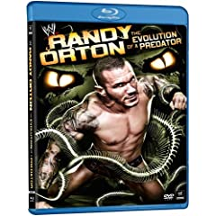 Randy Orton: The Evolution of a Predator [Blu-ray]
