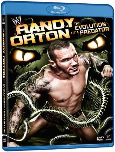 Randy Orton: The Evolution of a Predator [Blu-ray]