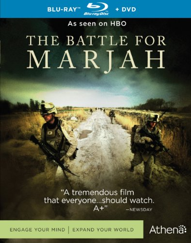 The Battle for Marjah [Blu-ray]