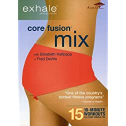 Exhale: Core Fusion Mix