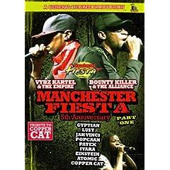 Manchester Fiesta 5th Anniversary: Part 1