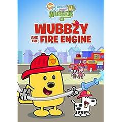 Wow Wow Wubbzy-& the Fire Engine