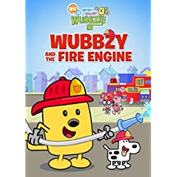 Wow! Wow! Wubbzy!: Wubbzy & The Fire Engine