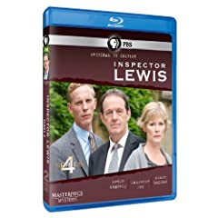 Masterpiece Mystery: Inspector Lewis 4 [Blu-ray]
