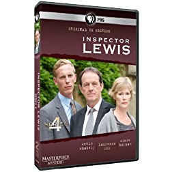 Masterpiece Mystery: Inspector Lewis 4 - Original UK Edition