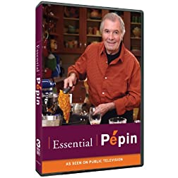 Jacques Pepin: The Essential Pepin