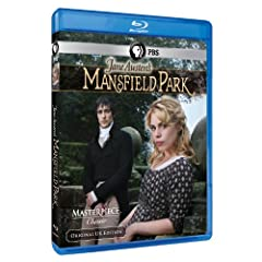 Masterpiece Classic: Mansfield Park [Blu-ray]
