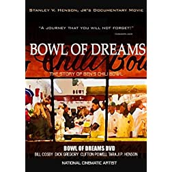 "Stanley V. Henson, Jr's ""Bowl of Dreams"""