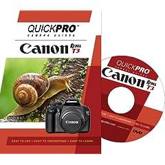 Quickpro Camera Guides - Canon T3