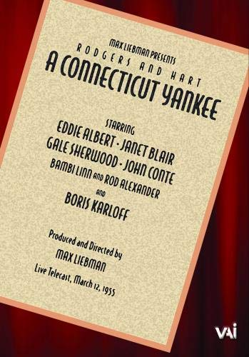 A Connecticut Yankee (1955 TV Production)