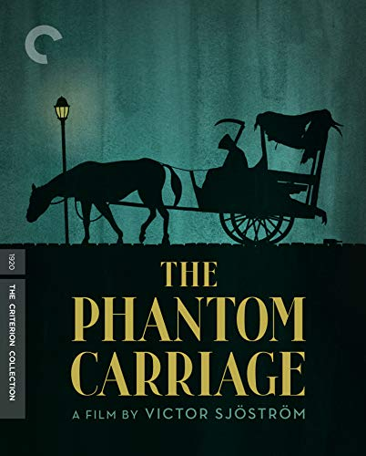 The Phantom Carriage (Criterion Collection) [Blu-ray]