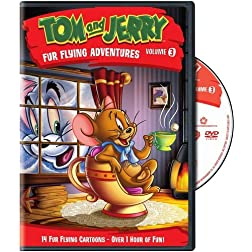 Tom & Jerry: Fur Flying Adventures 3