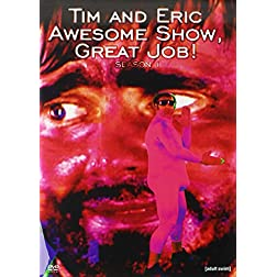 Tim & Eric Awesome Show Great Job: Seasons 1-5