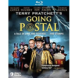 Terry Pratchett's Going Postal [Blu-ray]
