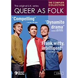 Queer As Folk: The Complete U.K. Collection