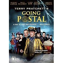 Terry Pratchett: Going Postal