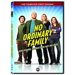 No Ordinary Family: Season One