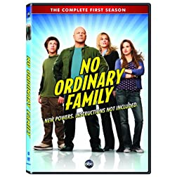 No Ordinary Family: The Complete First Season