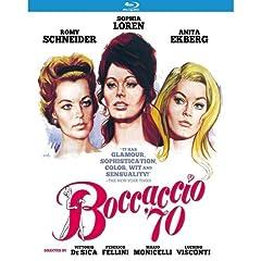 Boccaccio '70: Special Edition [Blu-ray]