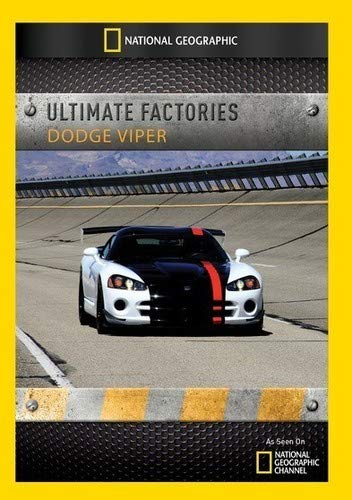 Ultimate Factories: Dodge Viper