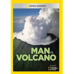 Man vs. Volcano